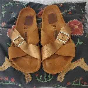 Brand new Birkenstock sandals